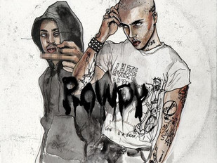 """Vic Mensa Featuring G Herbo """"Rowdy"""""""