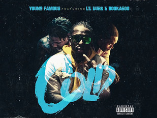 "YoungFamous Featuring Lil Durk, Booka600 ""Cold"""
