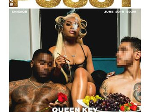 """Chicago Artist Queen Key drop's Her """"Eat My Pussy"""" Project!!!"""