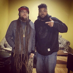 Ras Arcane x Reef the Lost Cauze