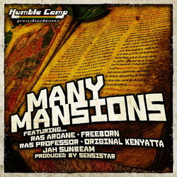 Many Mansions [Single]