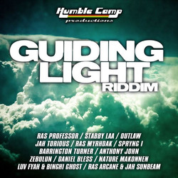 Humble Camp Productions presents...the Guiding Light Riddim. Available on ITunes June 26, 2012._ww.h