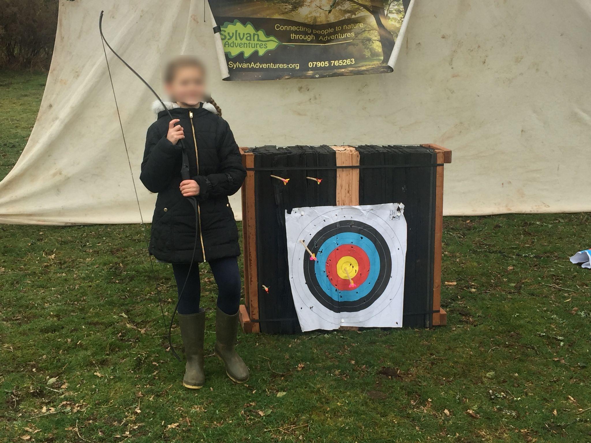 Archery April 2018