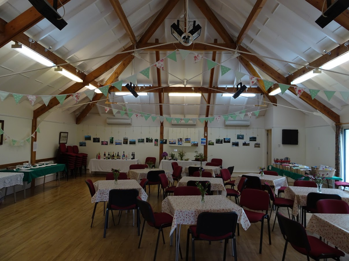 Saffron Fair Clearbrook Village Hall