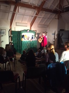 Jacolly Puppet Theatre Sept 2017