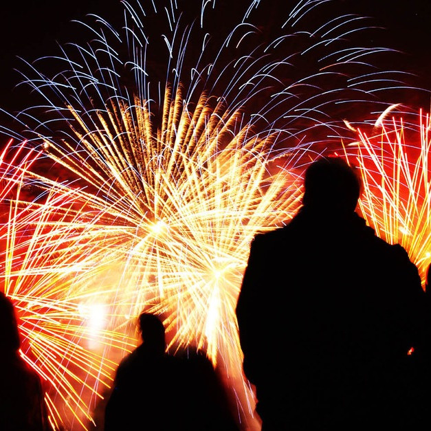 Clearbrook Firework Display and Bonfire