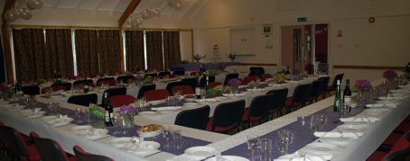 Clearbrook Village Hall Functions