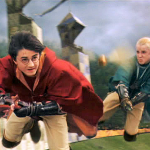 Clearbrook Wild Child: Harry Potter and the Game of Quidditch