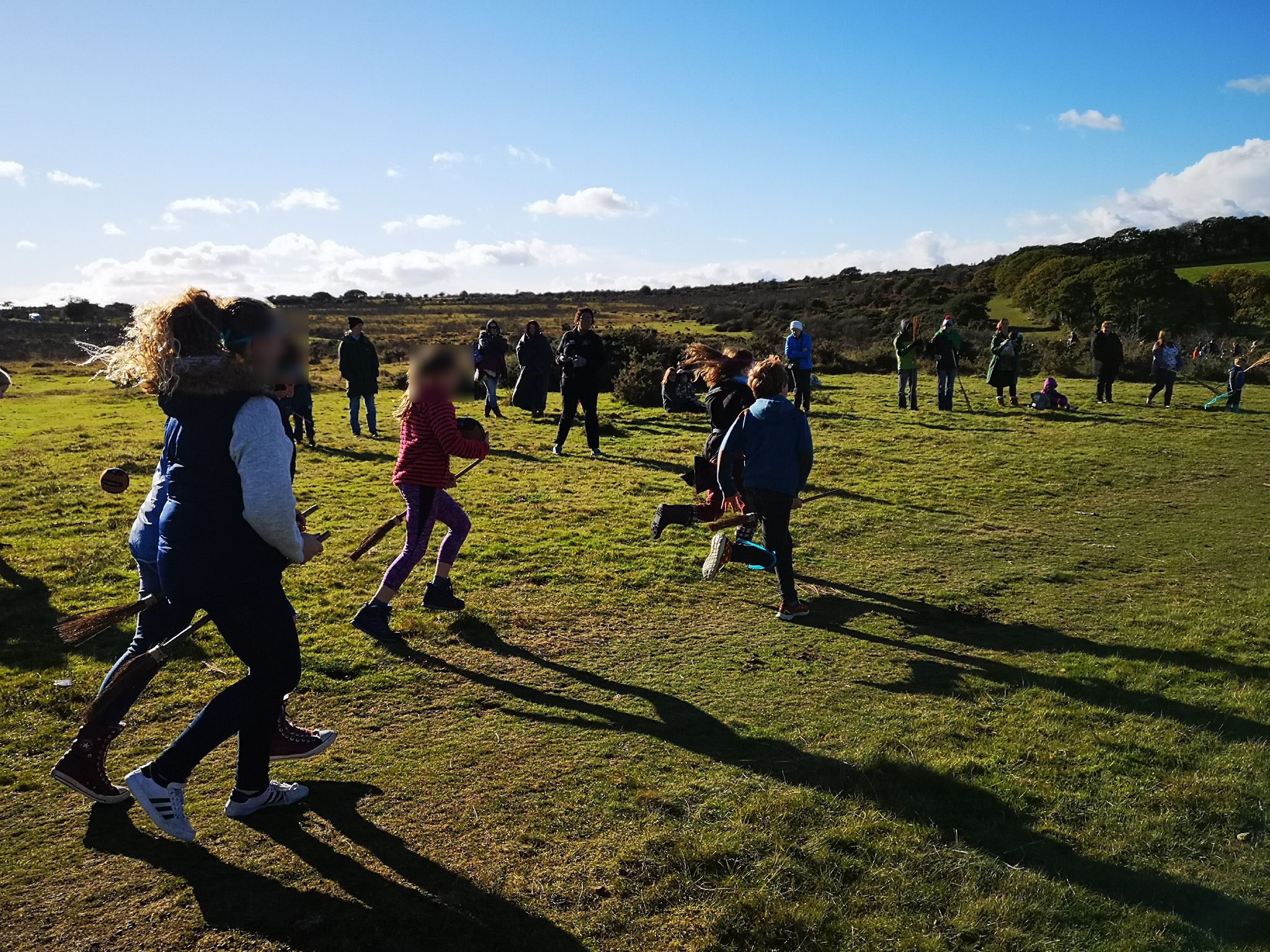 Harry Potter Quidditch October 2018