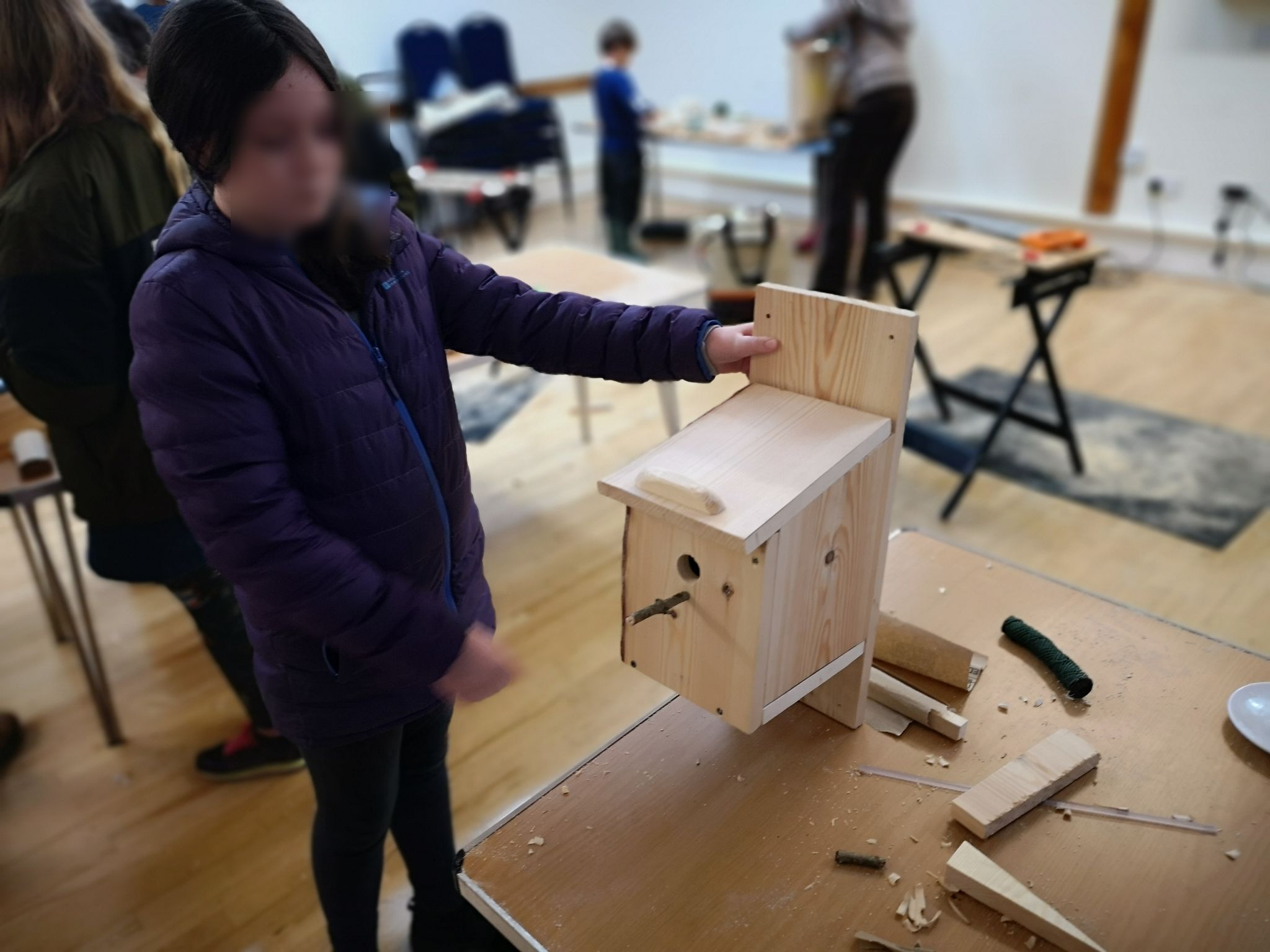 Clearbrook Wild Child Bird Box 2019