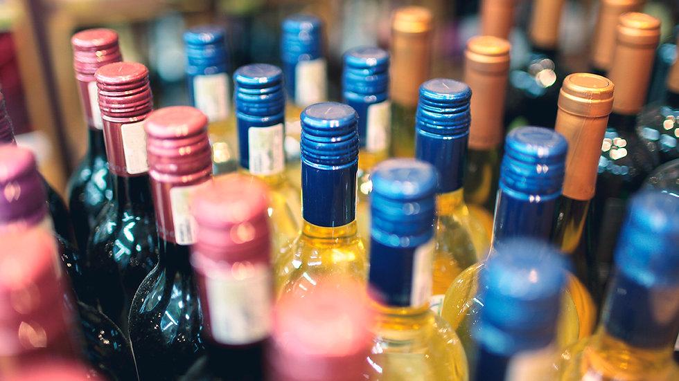 Case of Beach Wines
