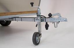 MY TINY CAMP- Mini Caravane - Teardrop trailer