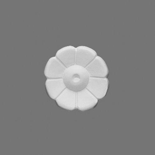 עיטור פרח פוליאוריטן  P20