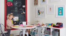 לשדרג את חדר הילדים במינימום עלות ובקלי קלות