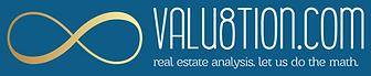 Valu8tion Logo