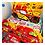 Thumbnail: Juego de Sábanas Piñata Cars 1/2 Plaza