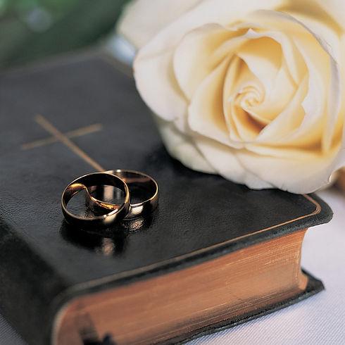 Weddings at St Bede's