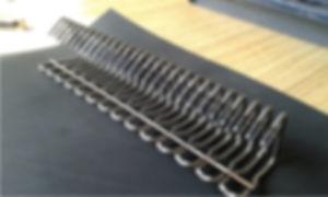Соединительный стержень. Соединитель конвейерной ленты К28, К27.