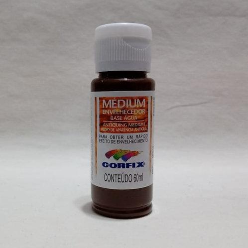 Médium Envelhecedor Marrom Café 60 ml