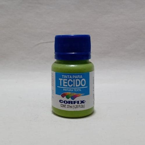 Tinta para Tecido Verde Pistache 37 ml
