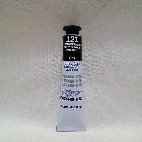 Tinta a Óleo Preto de Marte 20 ml