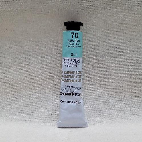 Tinta a Óleo Azul Real 20 ml