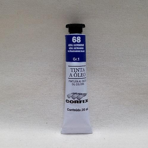 Tinta a Óleo Azul Ultramar 20 ml