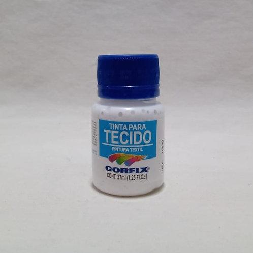 Tinta para Tecido Branco 37 ml