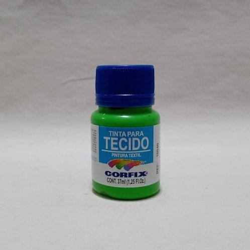 Tinta para Tecido Verde Folha 37 ml