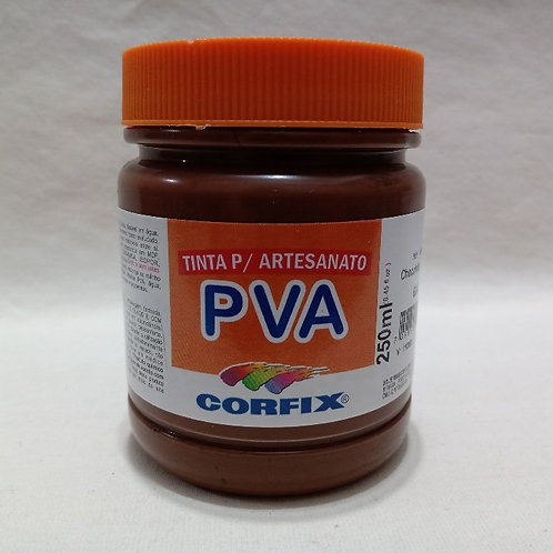 Tinta PVA Chocolate 250 ml