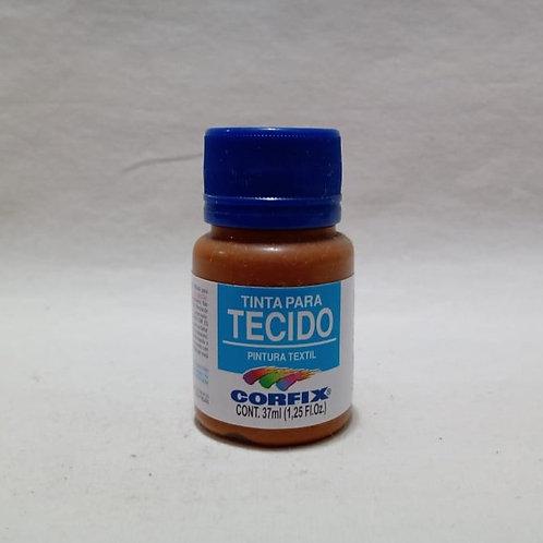 Tinta para Tecido Ocre Ouro 37 ml