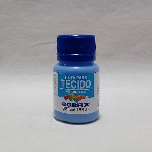 Tinta para Tecido Azul Caribe 37 ml
