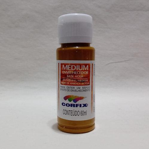 Médium Envelhecedor Amarelo Ocre 60 ml