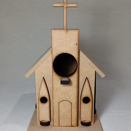 Casinha de Passarinho Igreja Cruz