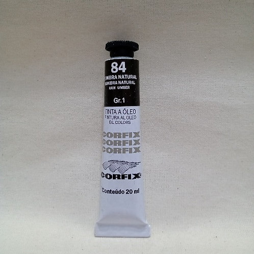 Tinta a Óleo Sombra Natural 20ml