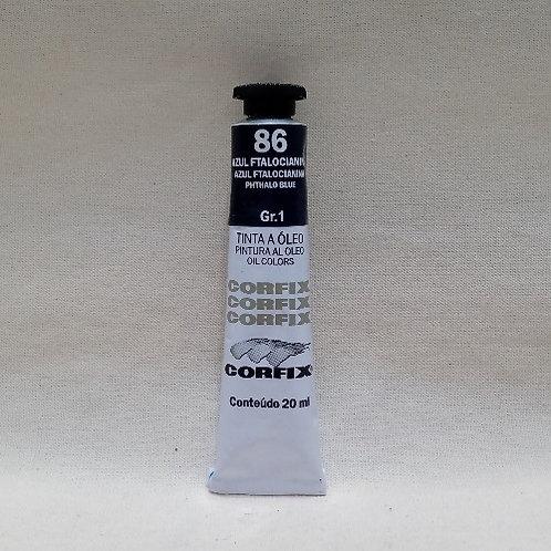 Tinta a Óleo Azul Ftalocianna 20 ml
