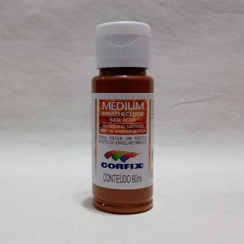 Médium Envelhecedor Marrom Claro 60 ml