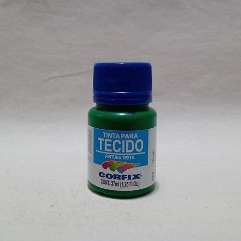 Tinta para Tecido Verde Claro 37 ml