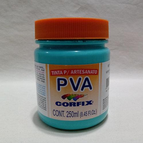 Tinta PVA Verde Água 250 ml