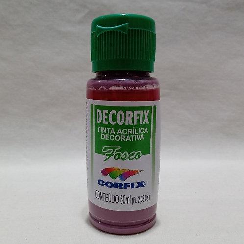Tinta Acrílica Fosca Ameixa 60 ml