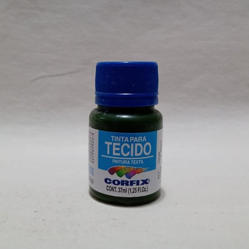 Tinta para Tecido Verde Abacate 37 ml
