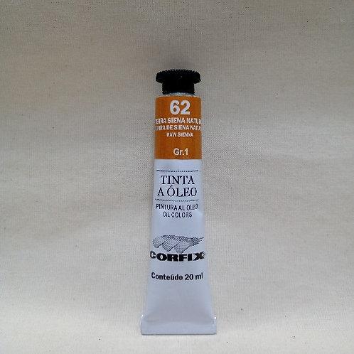 Tinta a Óleo Terra Siena Natural 20 ml