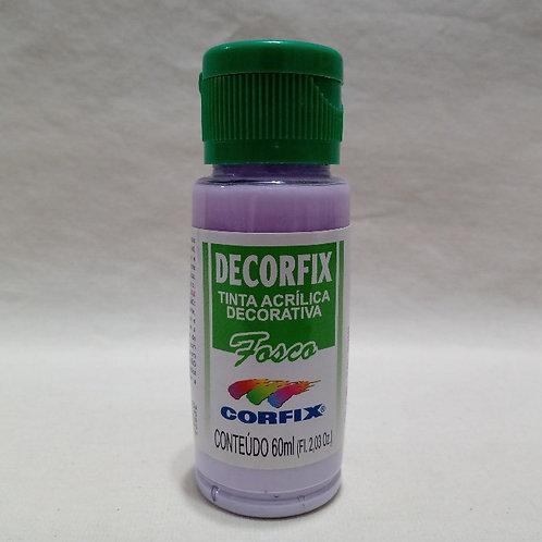 Tinta Acrílica Fosca Lilás Claro 60 ml