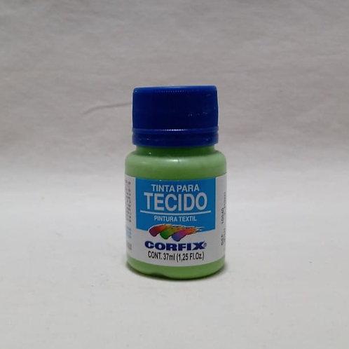Tinta para Tecido Verde Kiwi 37 ml