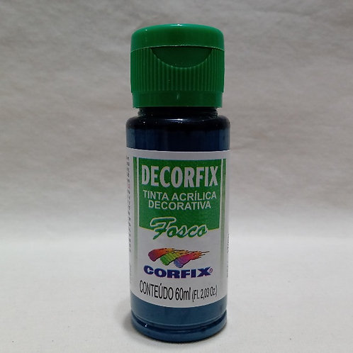 Tinta Acrílica Fosca Blue Night 60 ml