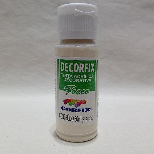 Tinta Acrílica Fosca Pérola 60 ml.