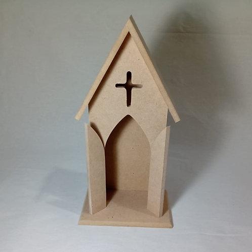 Capela Simples Pequena
