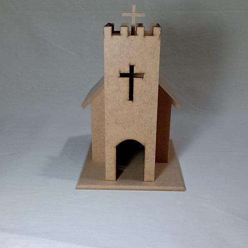 Casinha de Passarinho Igreja Torre