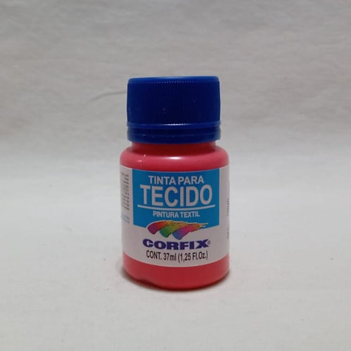 Tinta para Tecido Coral 37 ml