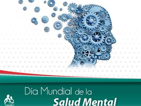 Día Mundial de la Salud Mental - 10 Octubre 2020